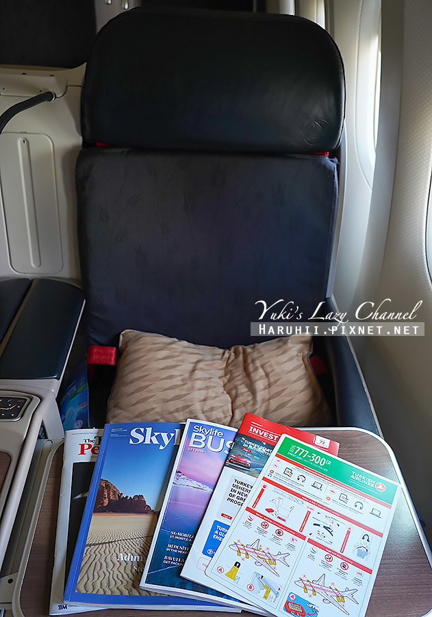 土航商務艙土耳其航空777商務艙TK79伊斯坦堡舊金山7.jpg