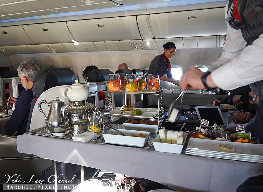 土航商務艙土耳其航空777商務艙TK79伊斯坦堡舊金山34.jpg