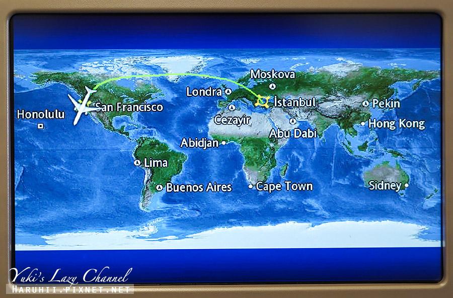 土航商務艙土耳其航空777商務艙TK79伊斯坦堡舊金山39.jpg
