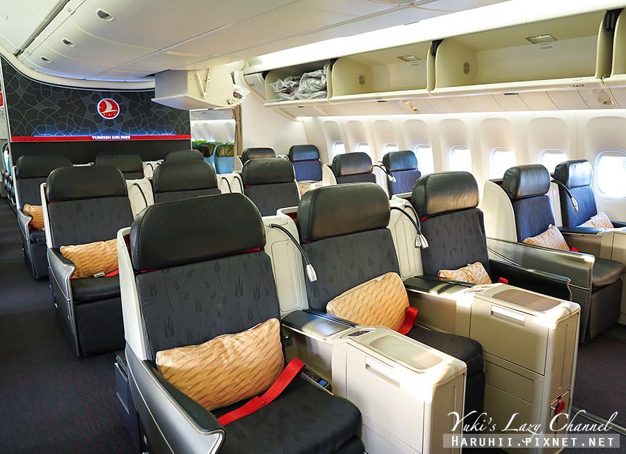 土航商務艙土耳其航空777商務艙TK80舊金山伊斯坦堡1.jpg