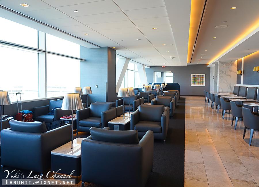 聯合航空北極星貴賓室United Airlines Polaris Lounge5.jpg