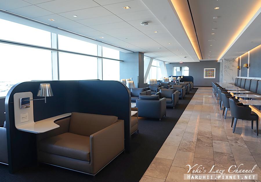 聯合航空北極星貴賓室United Airlines Polaris Lounge2.jpg