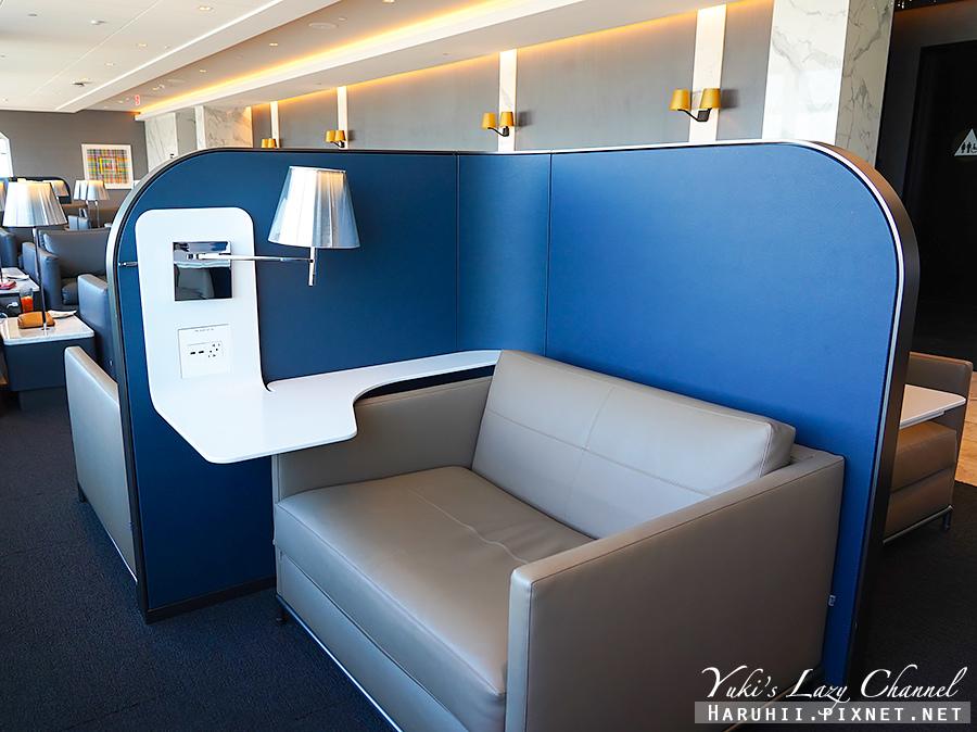 聯合航空北極星貴賓室United Airlines Polaris Lounge3.jpg