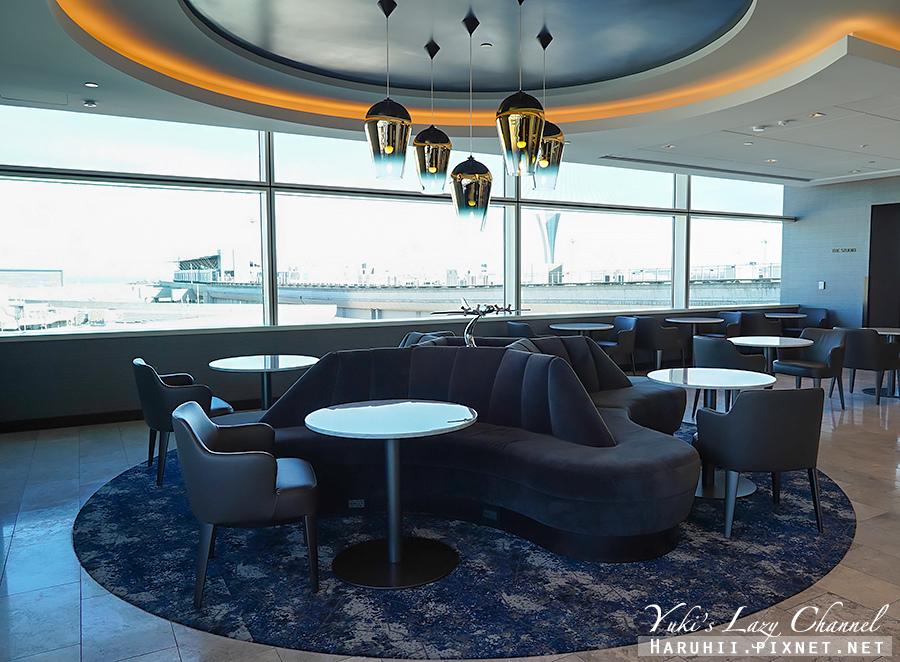 聯合航空北極星貴賓室United Airlines Polaris Lounge6.jpg