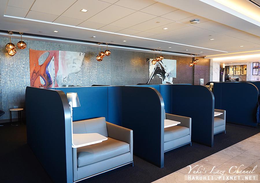 聯合航空北極星貴賓室United Airlines Polaris Lounge11.jpg