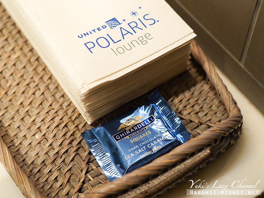 聯合航空北極星貴賓室United Airlines Polaris Lounge38.jpg