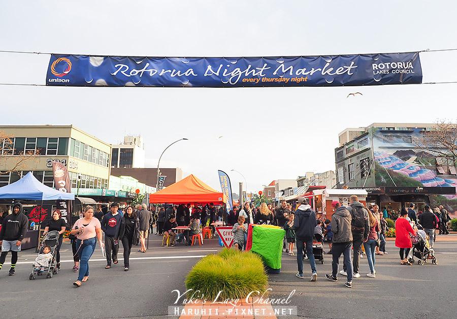 羅托魯瓦夜市Rotorua night market.jpg