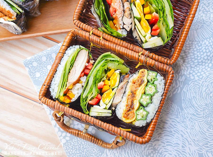 日式免捏飯糰韓式折疊飯糰做法1.jpg
