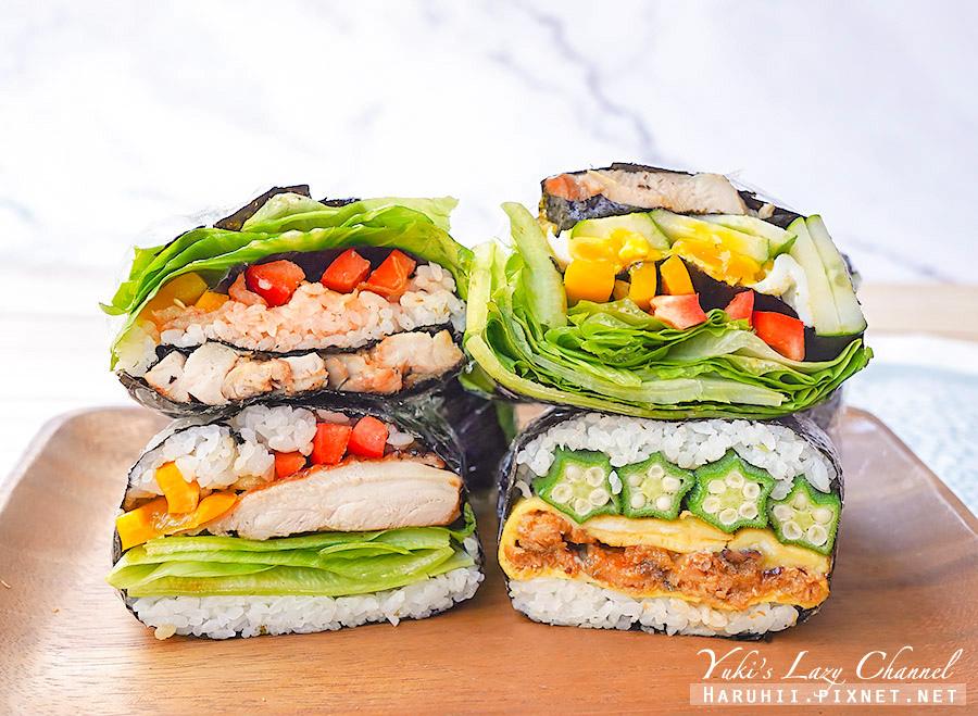 日式免捏飯糰韓式折疊飯糰做法7.jpg