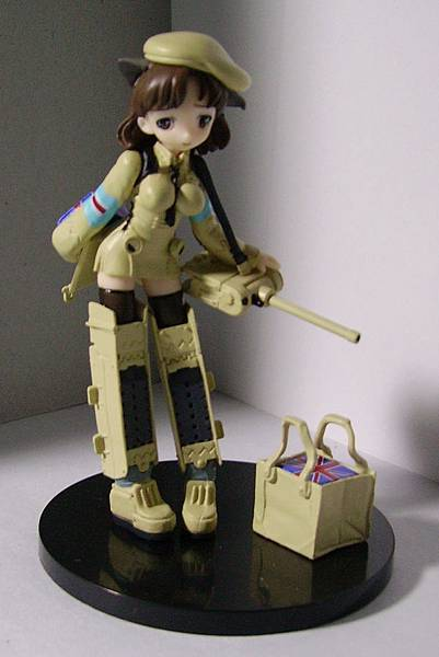 イギリス陸軍 バレンタイン機械化装甲歩兵