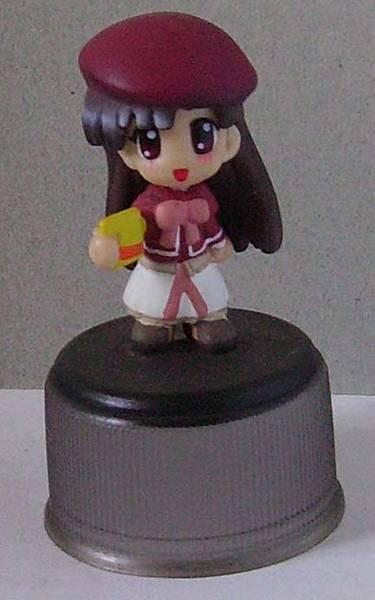 Yujin 盒玩  Comic Party 人物瓶蓋系列(復刻)  御影すばる(隱版)