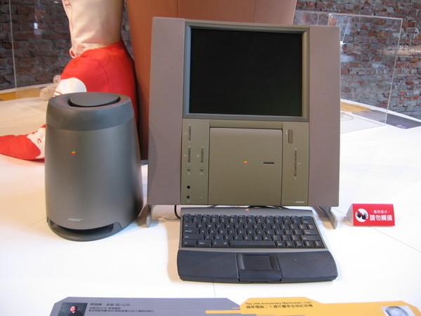 這是蘋果電腦
