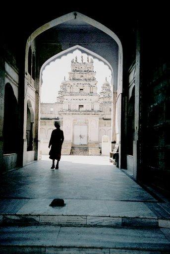 pushkar寺廟