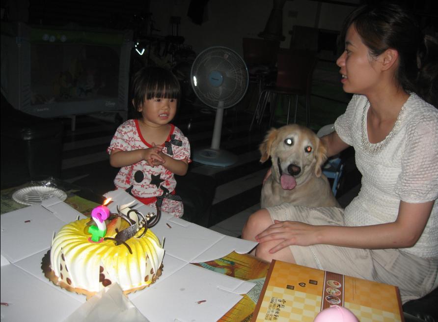 2011-07-13 沛沛2歲生日嚕~好期待生日快樂歌.JPG