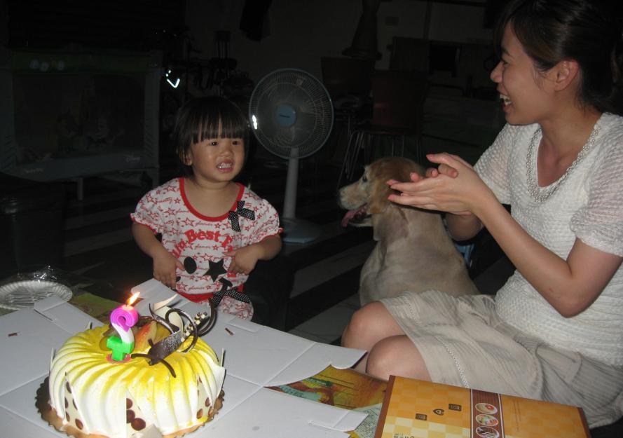 2011-07-13 沛沛2歲生日嚕~生日快樂歌.JPG