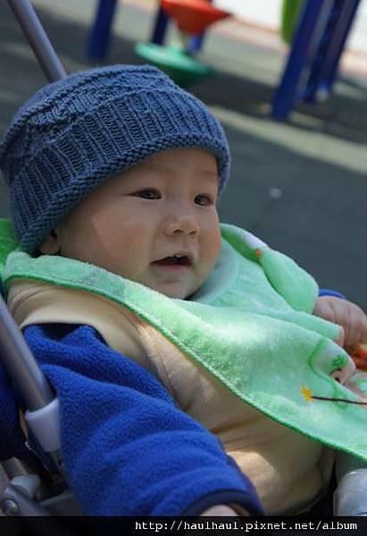 2012-01-28 弟弟第一次去海東國小4