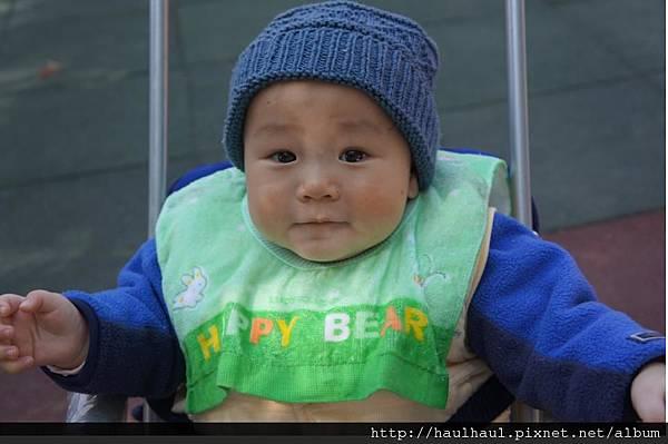 2012-01-28 弟弟第一次去海東國小2