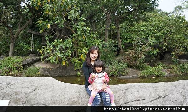 2012-03-05 第二次來動物園~我們像ㄇ