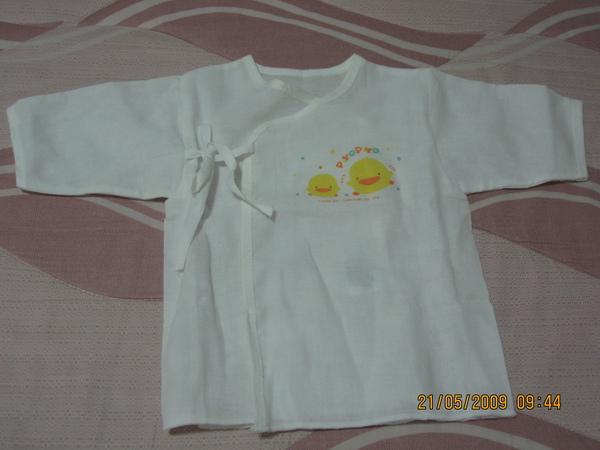 黃色小鴨的紗布衣.JPG