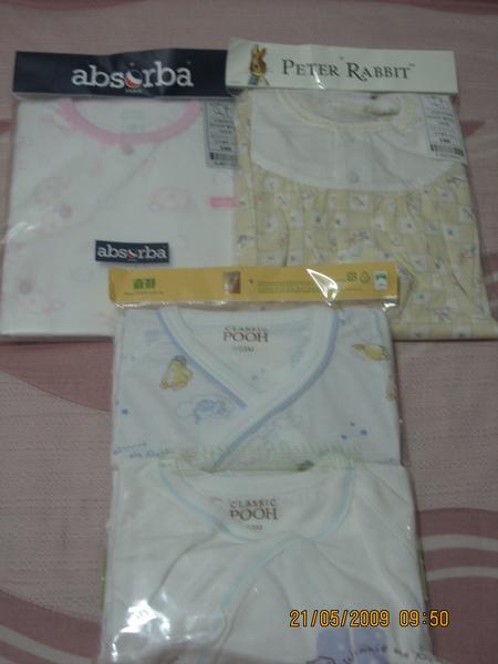 寶寶的四件外衣.JPG