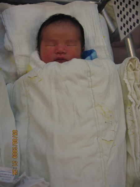 2009-08-05 Baby照.JPG