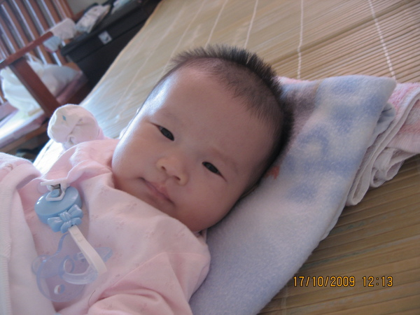 2009-10-18 媽媽都拍不停 I.JPG