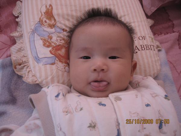 2009-10-26 我可愛ㄇ.JPG