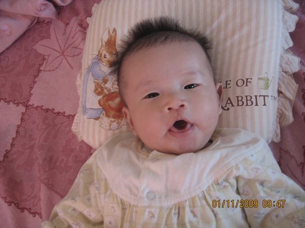 2009-11-02  看我的捲舌.JPG