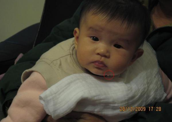 2009-12-28 你看~~口水.JPG