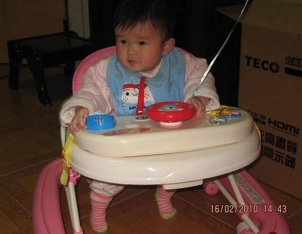2010-02-16 小沛沛的新車.JPG