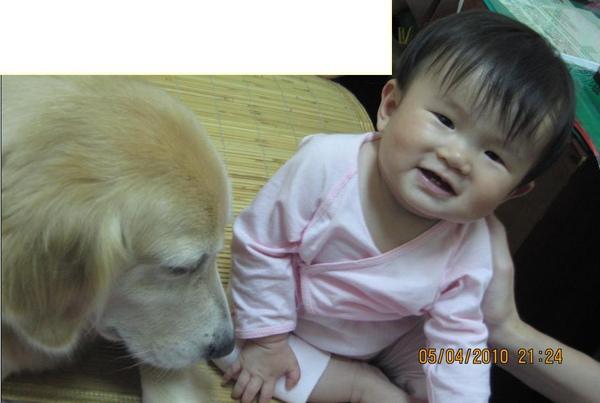 2010-04-03 小沛沛與妮妮.JPG