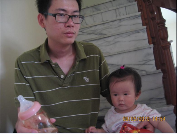 2010-05-10 母親節,拔拔是奶爸.JPG