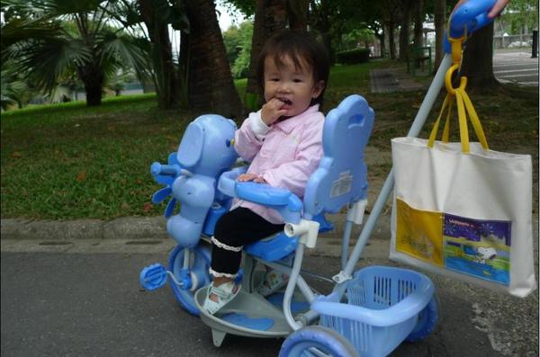 2010-10-17 小沛沛公園行.JPG