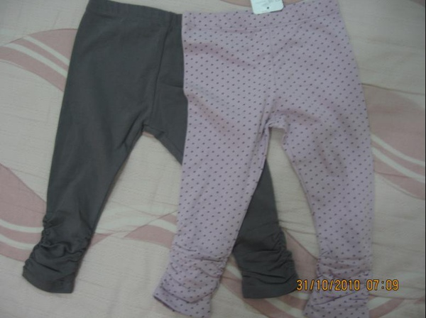2010-10-30 mothercare 內搭褲.JPG