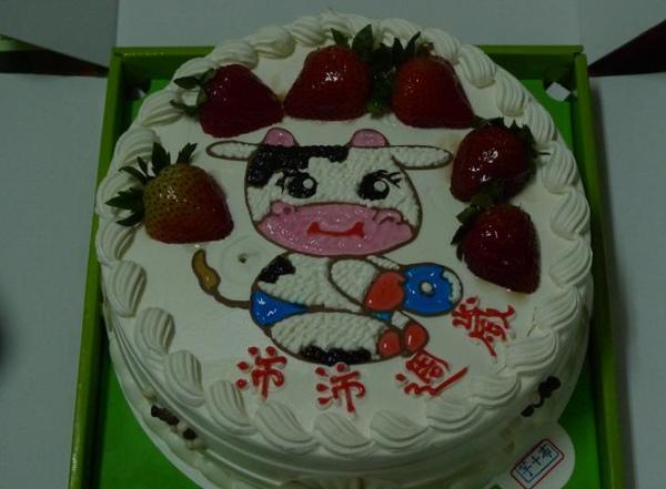 2010-07-24 小沛沛週歲生日蛋糕.JPG