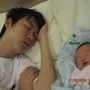 2009-08-07 寶貝跟最愛的爸比..一起睡午覺 (IIII).JPG