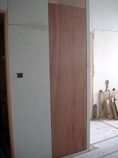 樓梯(1)-隱藏式門片