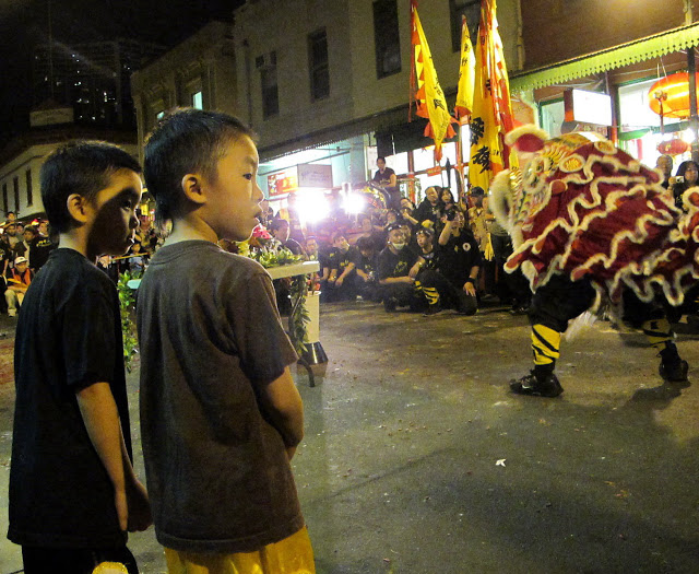 Lion Dancer 2