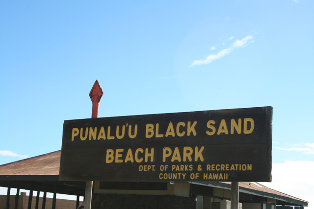 Punaluu_Black_Sand_Beach,_Hawaii,_USA1