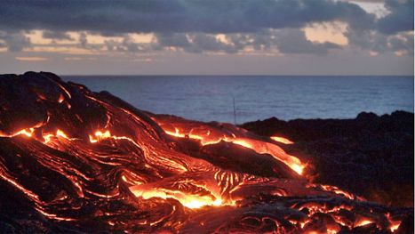 奇勞威亞火山