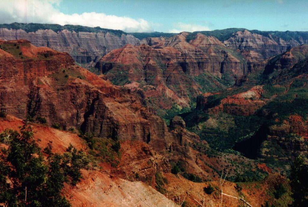 威美爾峽谷