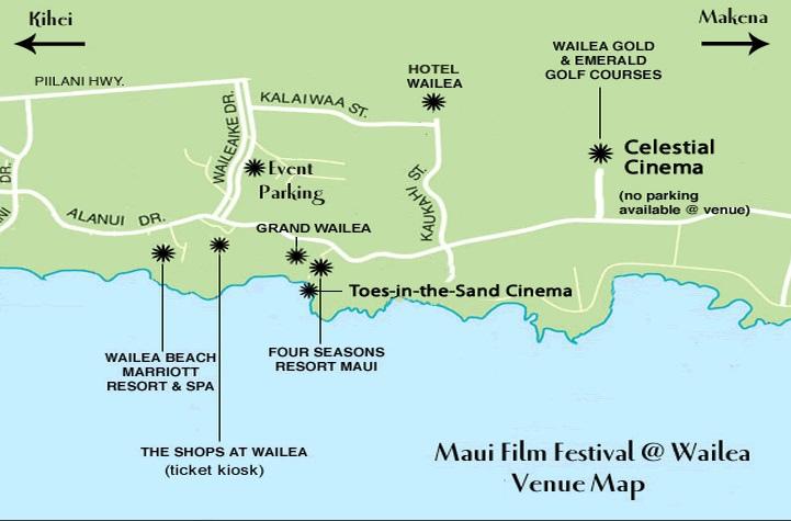 電影節地圖