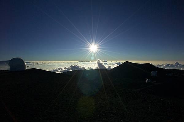 BIVB_0060.Sunset on Maunakea Summit