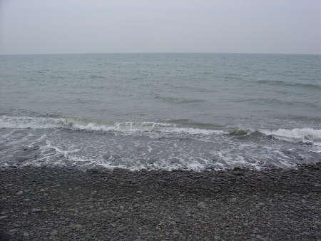 01 陰天的海面