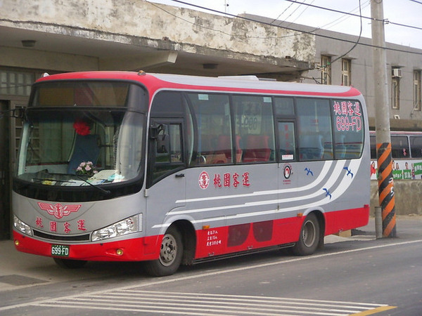 699FD(桃園免費公車)