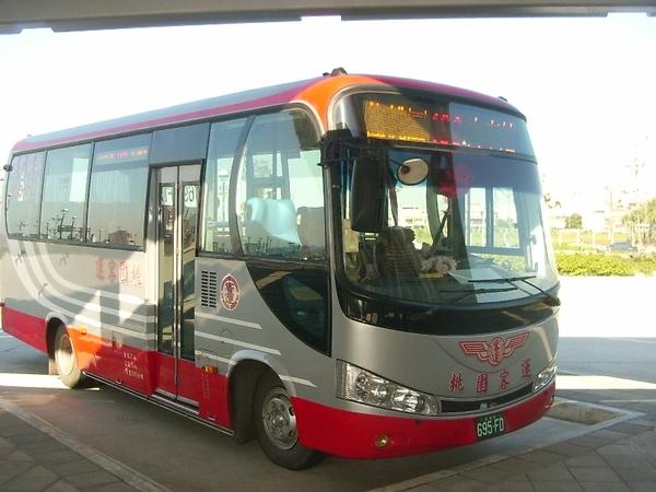 695FD(中壢公路客運)