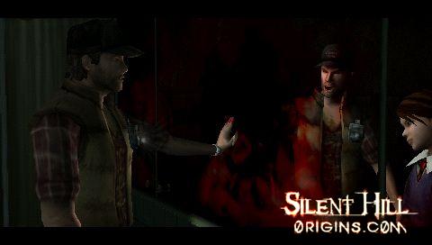 Silent Hill Origins 截圖