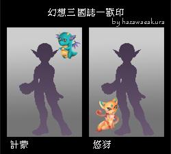 【幻三】獸印系列