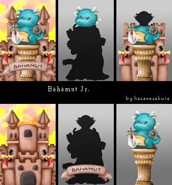 Bahamut Jr.