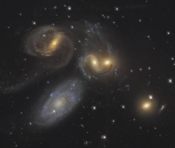 史蒂芬五重星系
